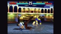 Tekken 3 - Lei Wulong, No Continues, Heihachi, Ogre