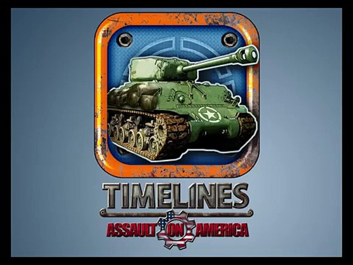 Timelines: Assault On America (By Strategy First) - iOS / Android - Gameplay Video