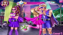 Disney Barbie Kissing Game - Super Barbie Kissing - Games For Kids in HD new