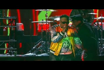 A Tribe Called Quest Performs At The Grammys