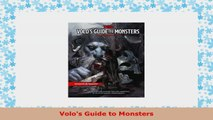Free  Volos Guide to Monsters Download PDF dba783a1