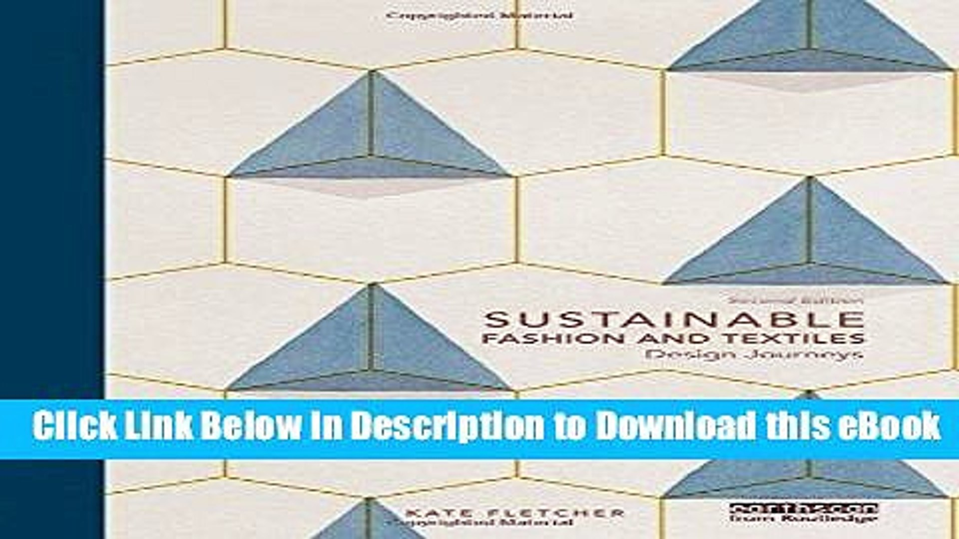Read Book Sustainable Fashion And Textiles Design Journeys Kindle Video Dailymotion