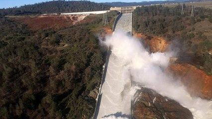 Un barrage endommagé menace des milliers de personnes en Californie