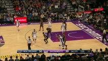 New Orleans Pelicans Buddy Hield Pulls A Draymond Green On Demarcus Cousins