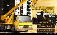 Строительство Тягач симулятор 3D Part 3 - for Android and iOS GamePlay