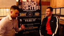 Lenny Daws interviewed ahead of his clash with Anthony Yigit-YxWxg8C0aXQ