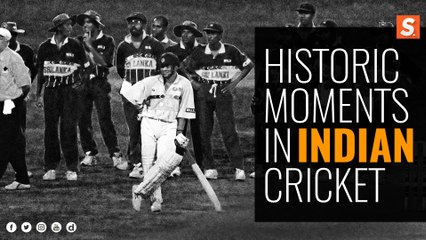 5 Historic Moments in India's Cricketing History