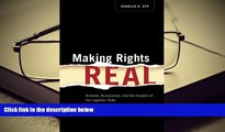 Kindle eBooks  Making Rights Real: Activists, Bureaucrats, and the Creation of the Legalistic