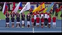 L'hymne allemand version nazie interprété par erreur avant un match de tennis