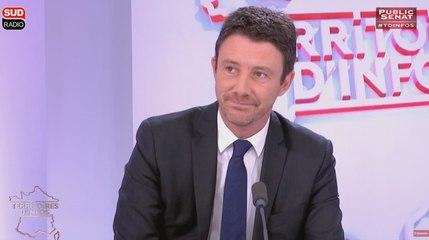 Invité : Benjamin Griveaux - Territoires d'infos (13/02/2017)