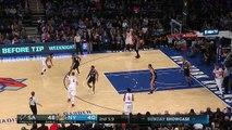 Derrick Rose se joue de Kawhi Leonard et des Spurs