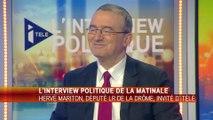 Hervé Mariton, député LR de la Drôme