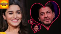 Alia Bhatt Desires To HOOK UP With Shah Rukh Khan? | Bollywood Asia