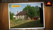 Vente Maison ancienne, Flogny-la-chapelle (89), 129 000€