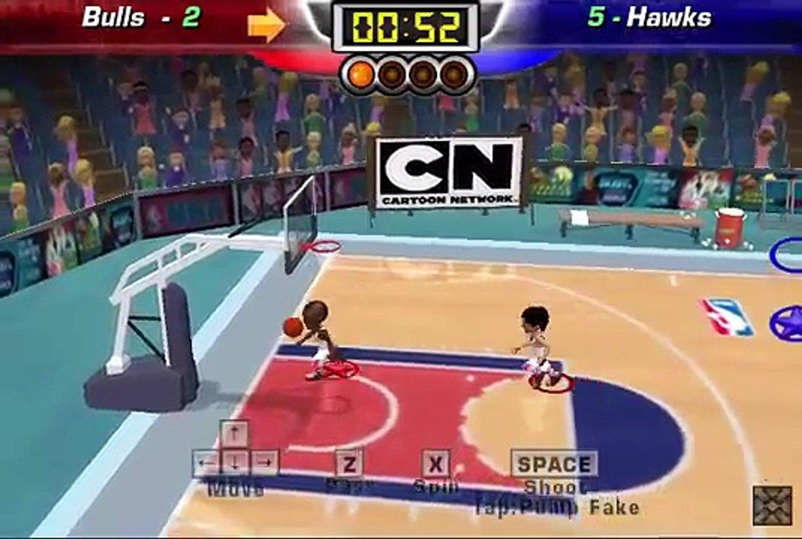 Nba Hoop Troop Gameplay Best Basketball Game Video Dailymotion