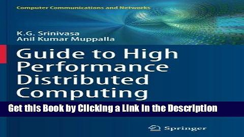 Download Book [PDF] Guide to High Performance Distributed Computing: Case Studies with Hadoop,