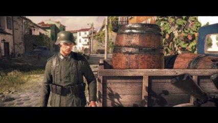 Trailer Sniper Elite 4
