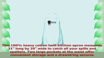 CafePress  Dexter Apron  100 Cotton Kitchen Apron with Pockets Perfect Grilling Apron 7a50019b