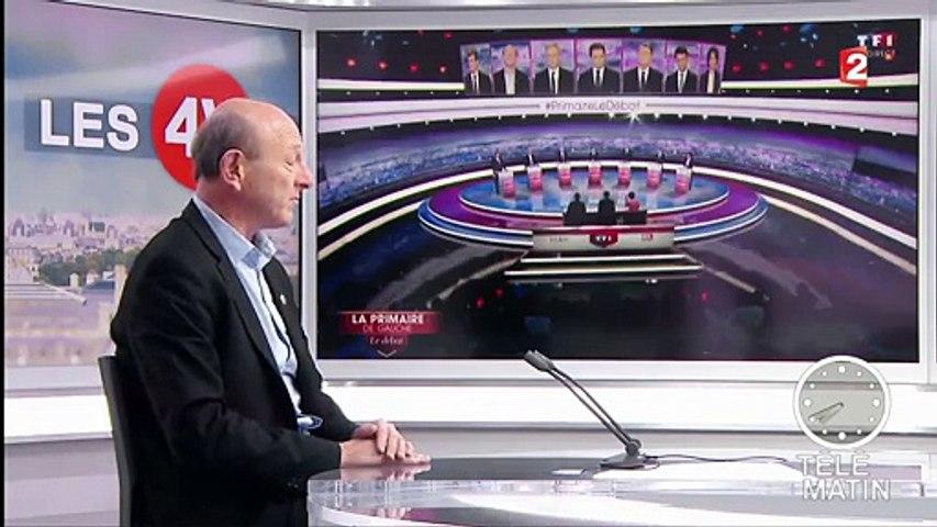 """Bennahmias à propos de la primaire de gauche : """"On est concurrents, mais on n'est pas ennemis"""""""