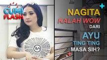 Nagita Kalah Wow dari Ayu Ting Ting, Masa Sih? - CumiFlash 13 Februari 2017