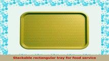 Carlisle CT121621 Polypropylene Cafe Standard Tray 1631 x 1206 Gold Case of 24 5a9cefd6