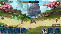 Dynasty Rush: 3 Kingdoms Clash Gameplay iOS/Android