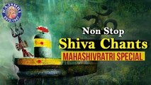 NON STOP SHIVA CHANTS | MAHASHIVRATRI SPECIAL | Vedic Chants For Meditation