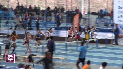 CF Cadets-Juniors : Finale 60 m Haies Cadettes