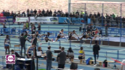 CF Cadets-Juniors : Finale 60 m Haies Juniors Filles