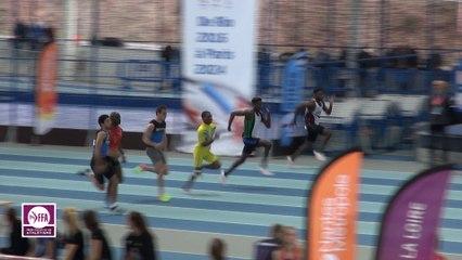 CF Cadets-Juniors : Finale 60 m Juniors Garçons