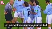 Voici la preuve que Pierluigi Collina était le meilleur arbitre de l'histoire du football