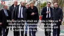 Terrorisme : Marine Le Pen cible l'islamisme radical