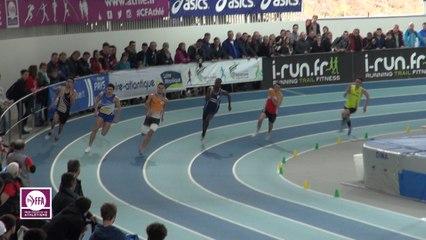 CF Cadets-Juniors : Finale 200 m Juniors Garçons