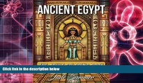 PDF [FREE] DOWNLOAD  Ancient Egypt: An Adult Coloring Book with Famous Landmarks, Legendary Women,