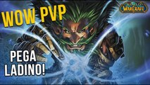 WoW PvP - Pega Ladino! (Frost Mage) - World of Warcraft (PT-BR)