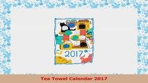 Kitchen Towels Tea Towels Dish Cloths Tea Towel Calendar 2017 Cotton 215 x 32 84e0b174
