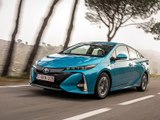 Premier essai Toyota Prius Plug-in Hybrid 2017