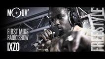 """IXZO : """"Coup d'Etat #1 + Freestyles (Live @ Mouv' Studios) #FMRS"""