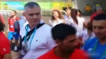 Rio 2016 Fails - Olympic accidents around games - Brazil 2016. Funny and dangerous situations. (1)