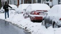 Another Winter Storm Blasts Northeast