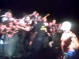 WWE SMACKDOWN LIVE TOUR BERCY ENTREE REY MYSTERIO