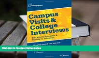 PDF Campus Visits and College Interviews (College Board Campus Visits   College Interviews) Pre