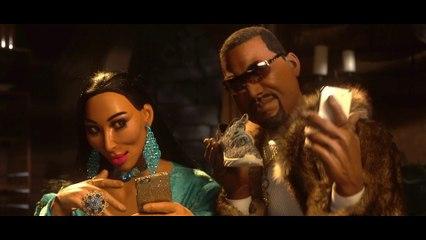 La nueva versión de Cenicienta: Kim Kardashian y Kanye West - Los Guiñoles - CANAL+