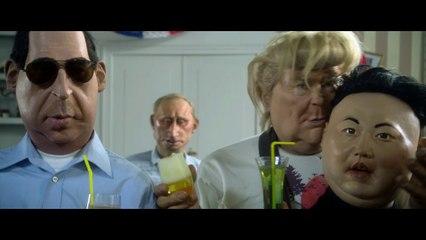 Very Bad Trip con Donald Trump, Putin, Bachar y Marine Le Pen - Los Guiñoles - CANAL+