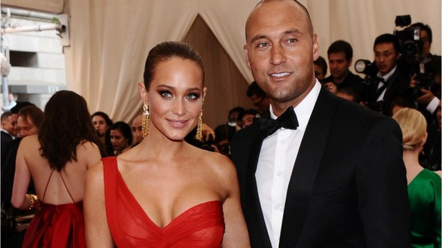 Derek And Hannah Jeter Are Expecting A Baby