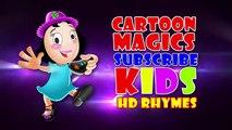 Little Miss Muffet Nursery Rhymes   Parrot and Panda puppets nursery Kids rhymes
