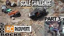 11 Rc Scale Crawl Challenge sur Rochers Racines Gorges Clisson France PART 3