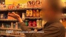 Attaque à main armée, empreintes et supermarché - Reportage