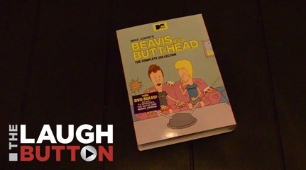 Uboxing Beavis & Butt-head: The Complete Collection