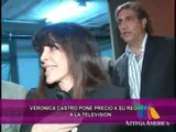 Verónica Castro se cotiza bien
